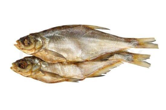 Как хранить вяленую рыбу