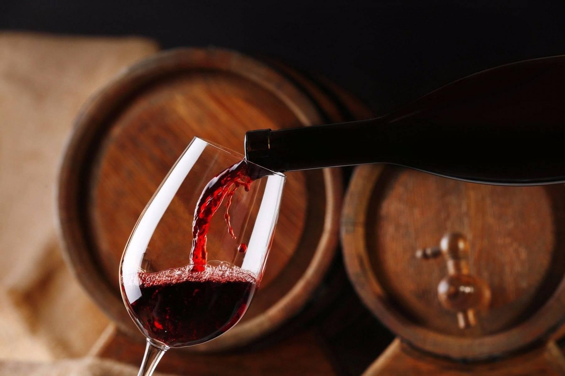 Открытое вино
