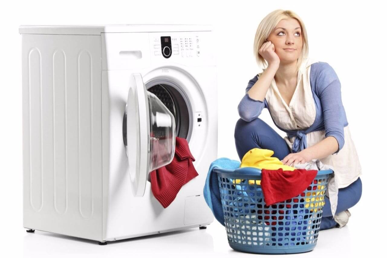 Сколько времени стирает машинка