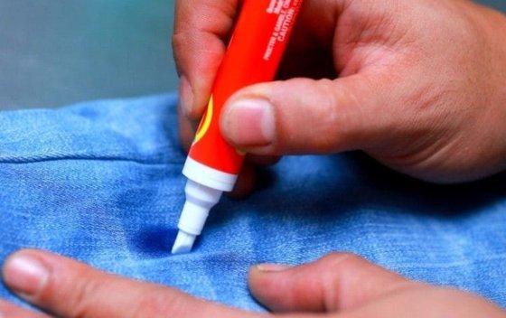Как спасти джинсы от пятен: эффективные способы доступными средствами