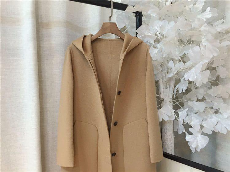 Секреты правильной стирки пальто из кашемира