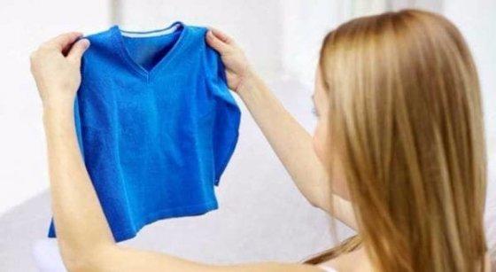 Эффективная стирка свитера для возвращения ему формы