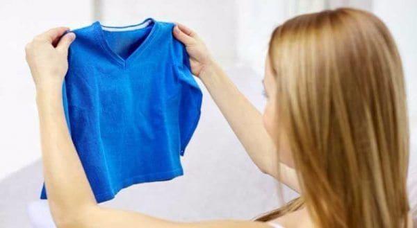 как постирать свитер чтобы он сел эффективные способы усадки