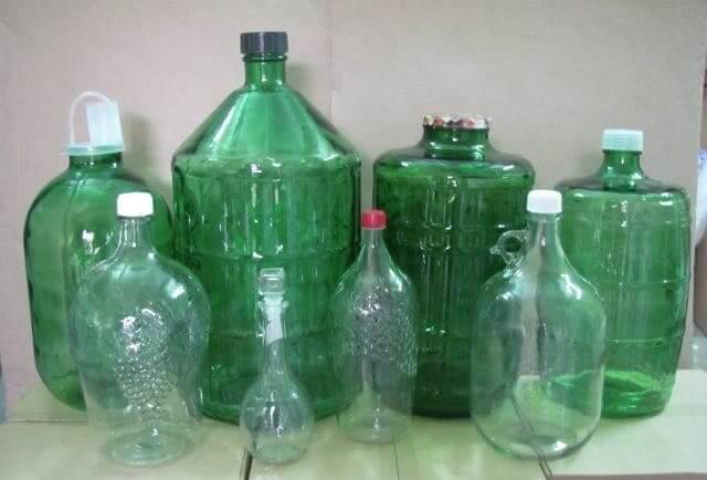 Как вымыть бутыль на 20 литров?