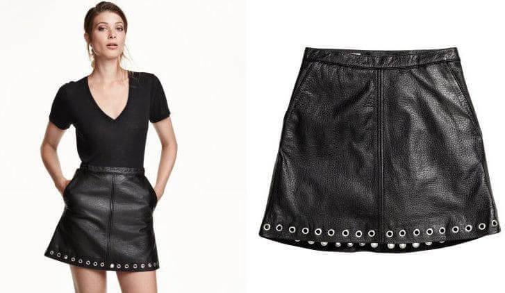 Как стирать кожаную юбку в домашних условиях?