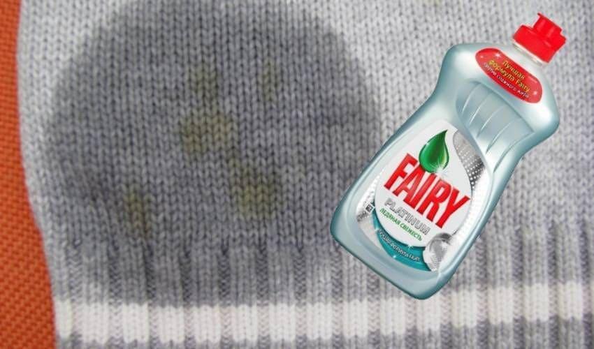 Как отстирать пятна от тормозной жидкости с одежды