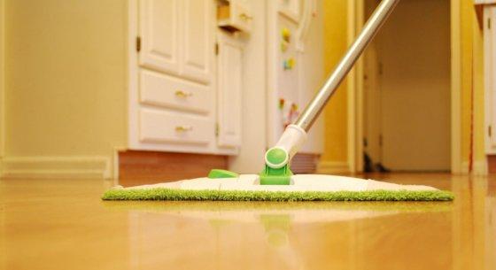Как чисто и качественно вымыть пол в доме