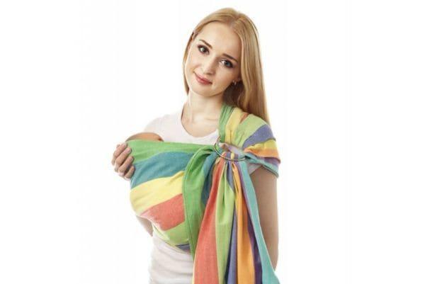 Как правильно стирать слинг-шарф дома