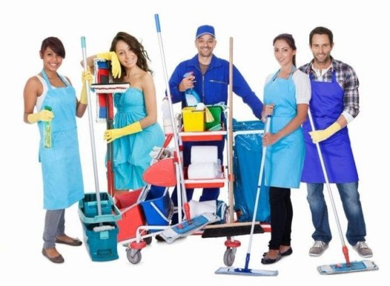 Как после ремонта убрать квартиру быстро и эффективно