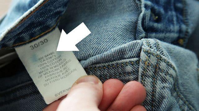 Как стирать джинсы levis в домашних условиях?