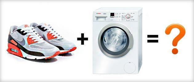 Советы по уходу за кроссовками: как организовать стирку в стиральной машинке