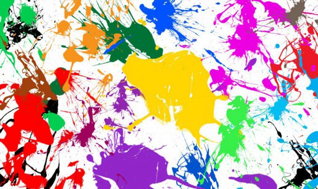Тонкости выведения пятен от краски различного вида