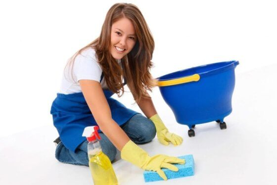 Рекомендуемый порядок уборки квартиры