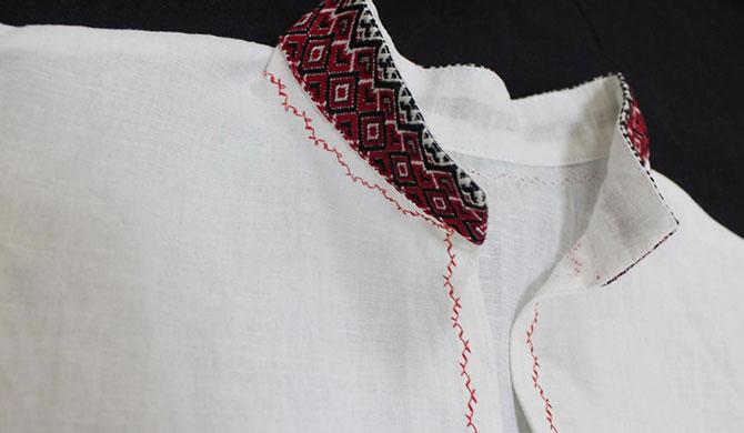 Льняная рубаха