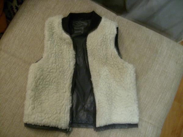 Стирка меховой подстежки на ткани