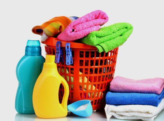 Как легко и просто отстирать махровые полотенца