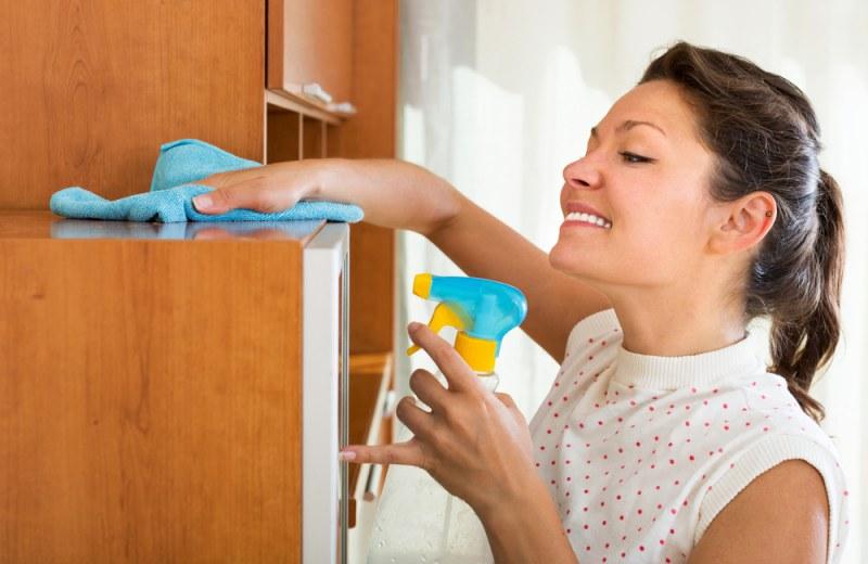Облегчаем уборку квартиры