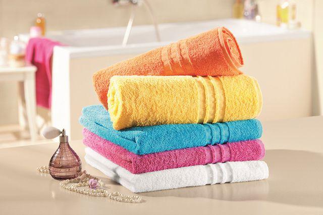 Стираем махровые полотенца