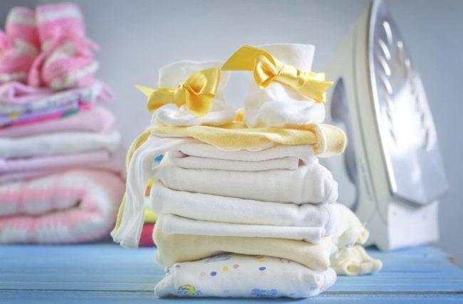 Пеленки для новорожденных: можно ли стирать