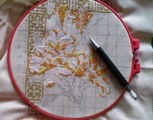 Как деликатно и эффективно стирать вышивку крестом на канве