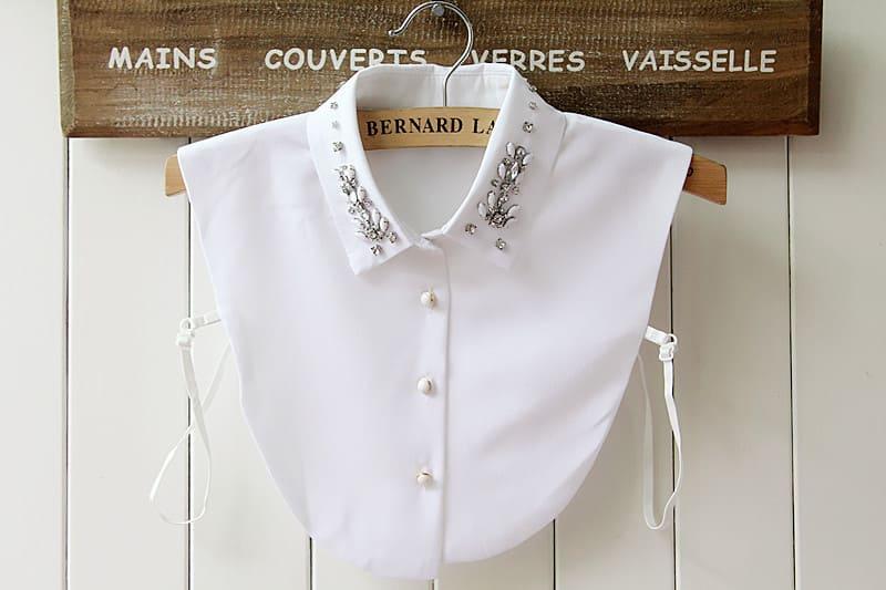 Как в домашних условиях отстирать воротник белой рубашки