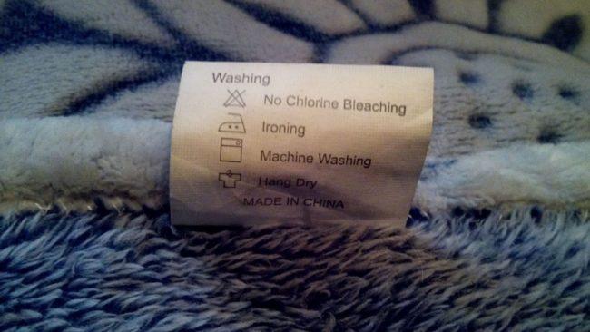 Как правильно стирать натуральные и синтетические пледы в стиральной машинке автомат