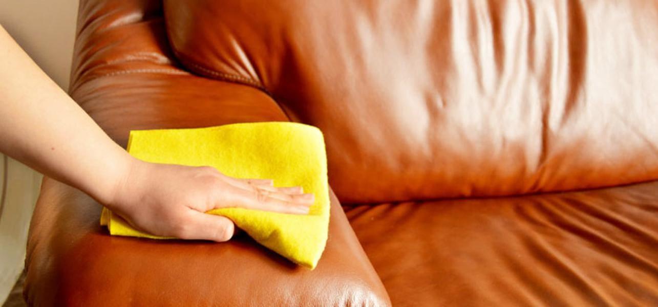 Как вывести пятно с дивана фото