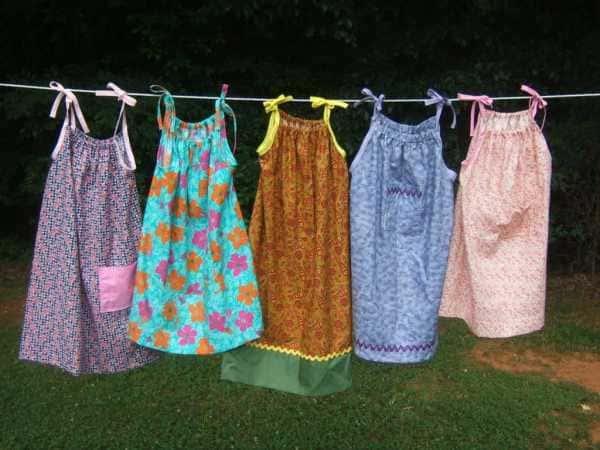 Несколько способов восстановить платье, если оно село после стирки