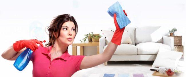 Генеральная уборка в квартире и с чего ее начать