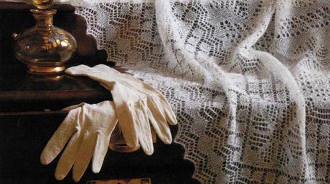 Стирка пухового платка (шали) в домашних условиях