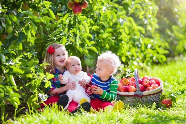 Как вывести свежие, а также застарелые пятна разного происхождения с детской одежды?