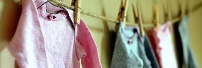Как и чем отстирать детские вещи от старых пятен, быстрые и эффективные способы