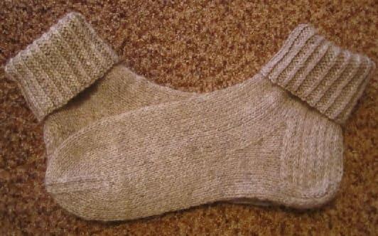 Как правильно стирать шерстяные носки: ручная и машинная процедура