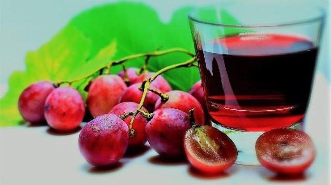 Как легко и просто отстирать пятна винограда