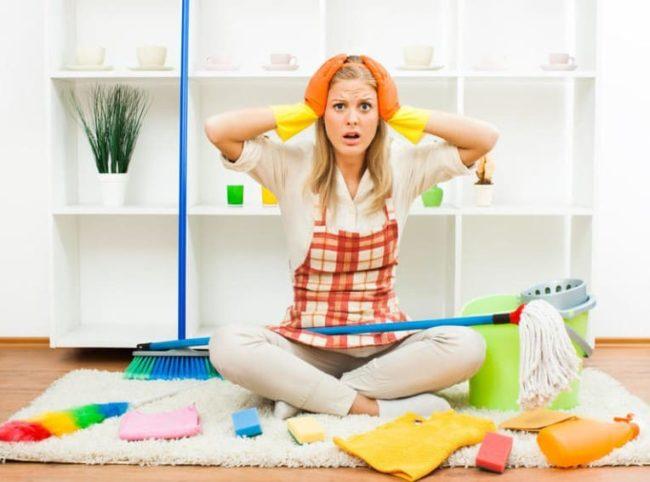 Как поддерживать порядок в доме лентяйке, занять домочадцев и освободить себя