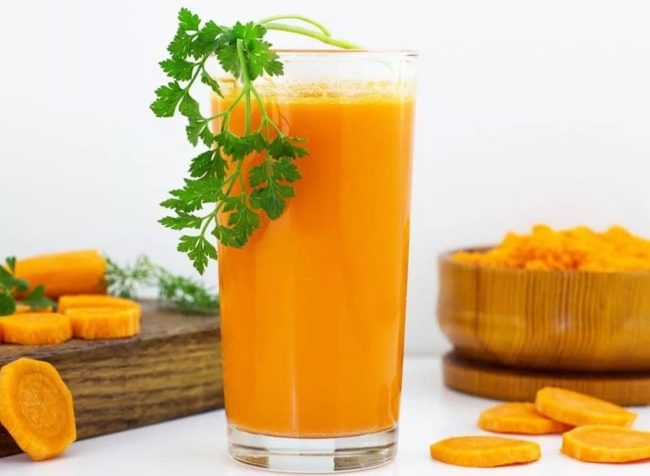 Как и чем отстирать морковный сок🥕 с одежды легко и быстро
