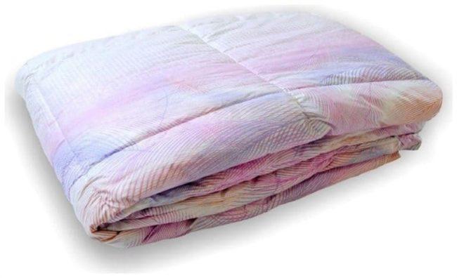 При какой температуре стирать одеяло: синтепон, шерсть, бамбук, холофайбер, силикон