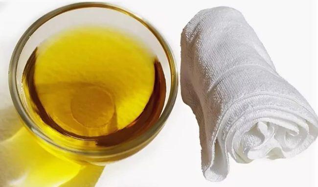 Как правильно отбеливать белье с растительным маслом