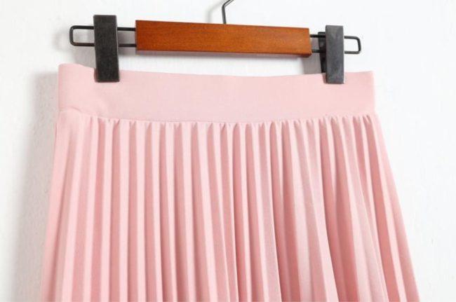 Как легко и просто погладить плиссированную юбку