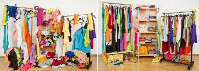 Алгоритм действий, как убраться в комнате всего за 5 минут