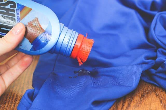 Как легко и просто отстирать гудрон с одежды