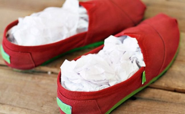 Как правильно постирать тапочки в стиральной машине