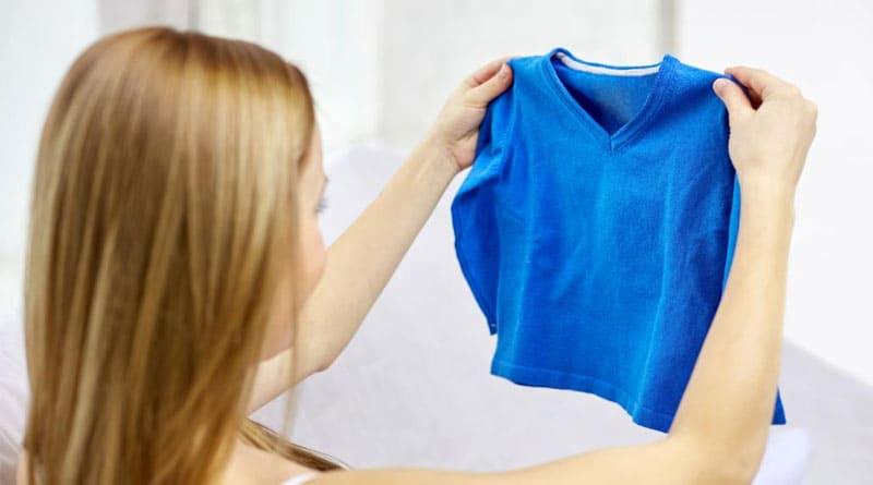 Как восстановить севший шерстяной свитер после стирки