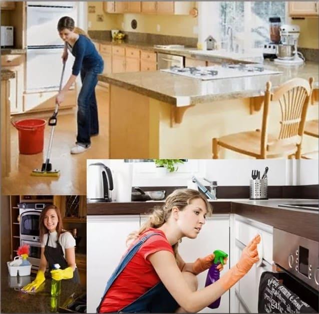 Уборка в доме: основные этапы, методы и приметы