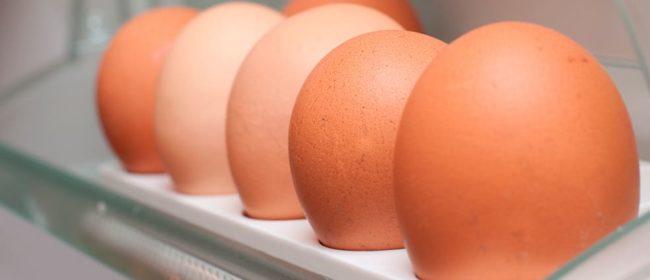 Какой срок годности яиц, как понять что они испортились