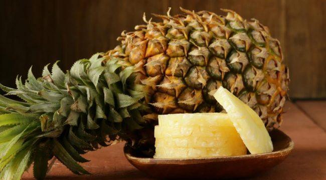 Как правильно хранить ананасы?