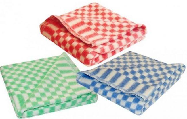 Как правильно стирать байковое детское одеяло