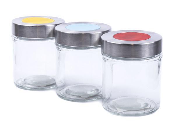 Банки для сыпучих продуктов: как выбрать практичные емкости