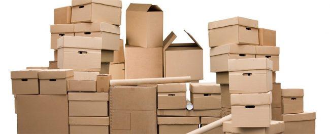 Коробки для хранения вещей: виды и их описание