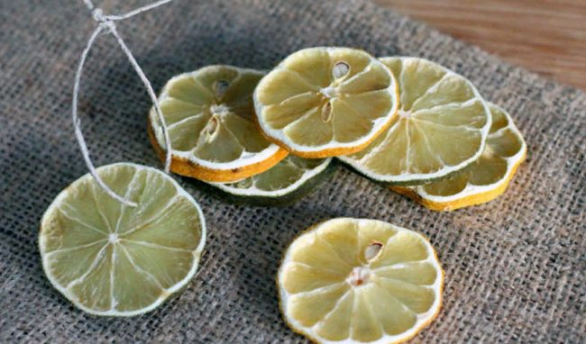 Как правильно хранить лимоны?